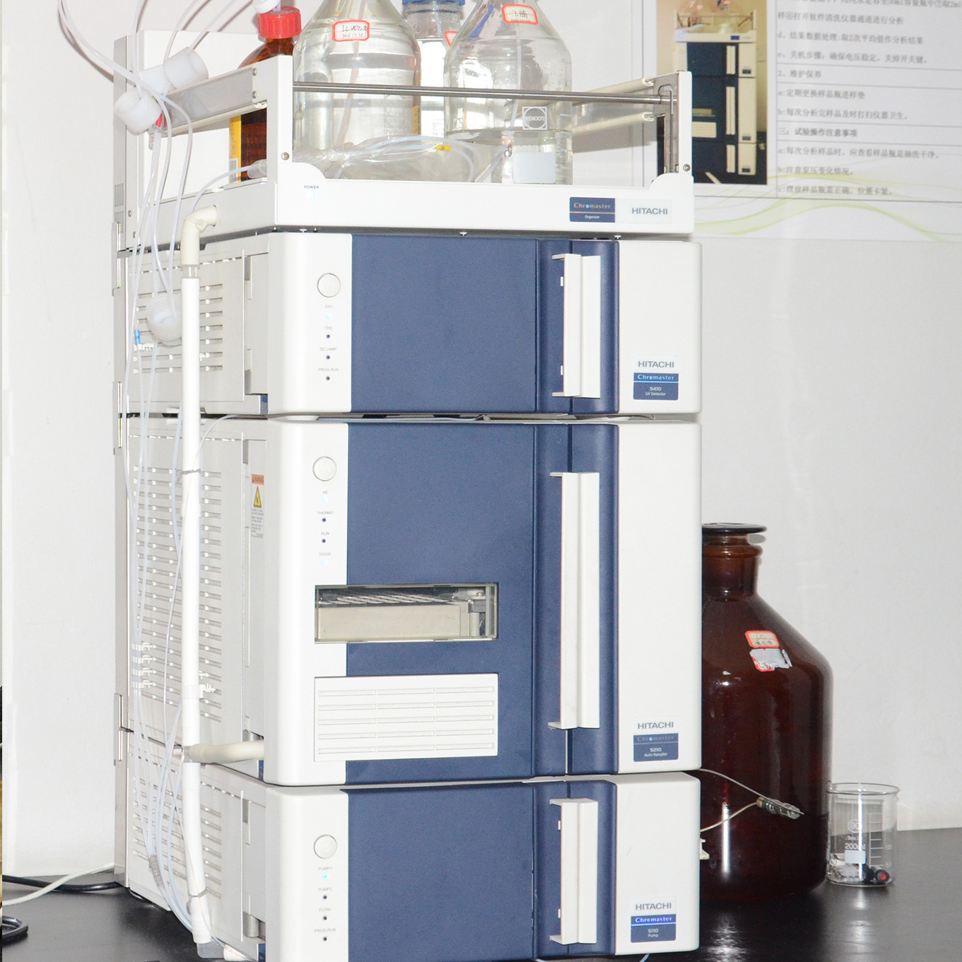 GPC液相色谱分析仪